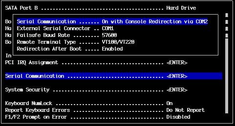 IPMI SOL – Inexpensive Remote Console | alleft com